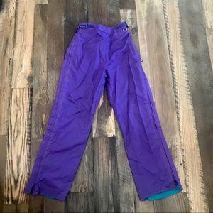 Columbia Snowboard Ski Pants Wm S